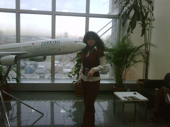 Turkish Airline Academy Cigdem
