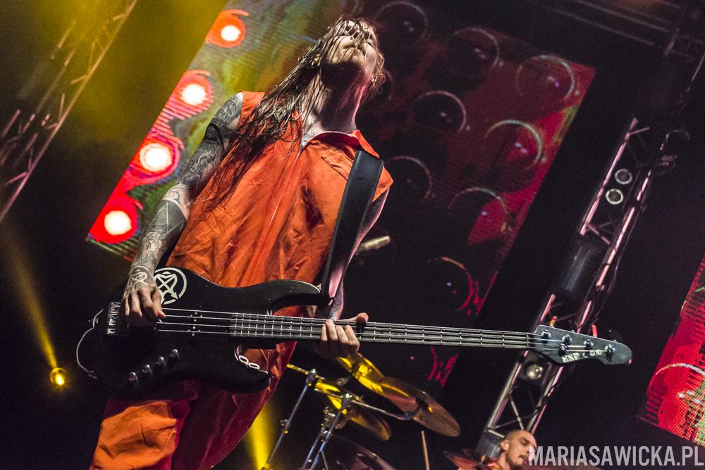 Kai-Pekka Kangasmäki Kaikka Sakara Tour 2016 Espoo esp bass