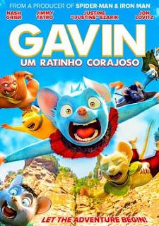 Gavin: Um Ratinho Corajoso Dublado Online