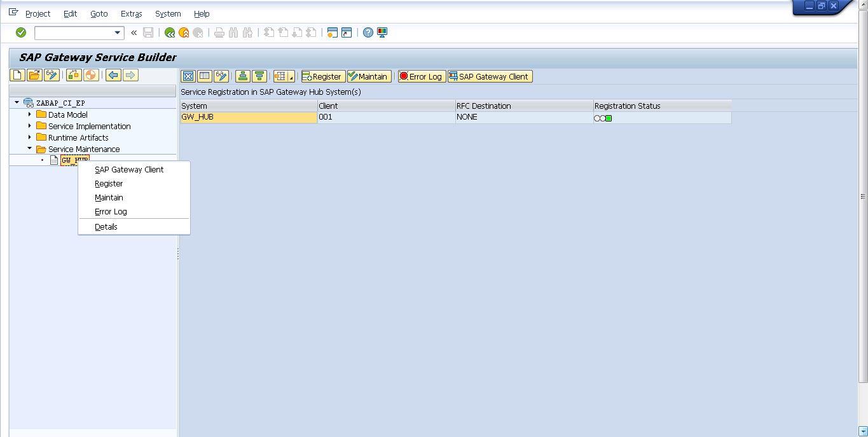 SAP ABAP Central: ABAP Continuous Integration – the backend