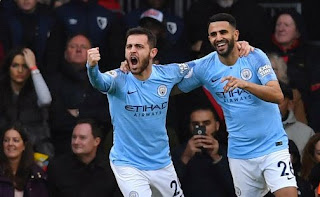 AFC Bournemouth vs Manchester City 0-1 Video Gol Highlights