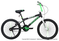20 Inch Pacific Avorio 1.0 BMX Bike