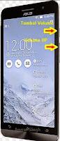 Hard Reset Asus Zenfone 5 A500CG