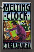 the melting clock