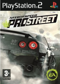 Need for Speed: ProStreet (PS2) 2007