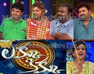 Suma's Lakku Kikku Show – E32 – 10th May with Jambo & Cine Comedians
