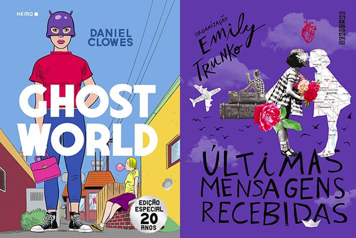 Livros: 12 lançamentos literários imperdíveis para começar 2018 com tudo
