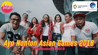 Lirik Lagu Ayo Nonton Asian Games 2018