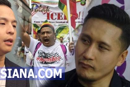 Ernest Kesal dengan Postingan Arie Untung Tentang 812 Malaysia