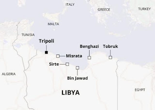 the port city of Misrata