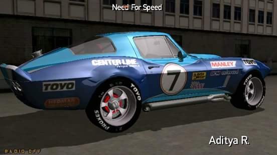Chevrolet Corvette C2 By Ar33 Gta Sa Android Mwhb Dot Id