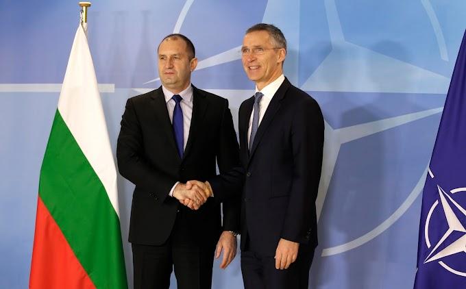 """Йенс Столтенберг: """"България е ценен съюзник на НАТО!"""""""