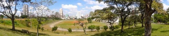 Campo de futebol - Parque CERET