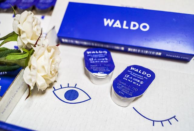 Waldo contact lenses recensione