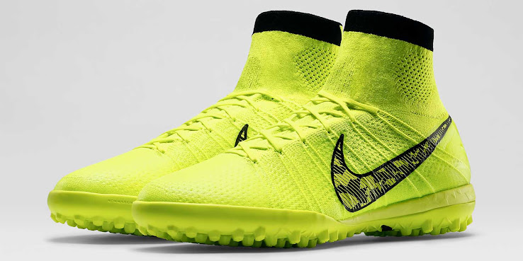 8563ef35ce9 Volt Nike Elastico Superfly 2015 Boots Unveiled - Footy Headlines