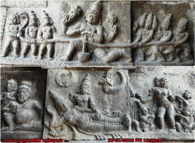 Indian Temple sculpture images