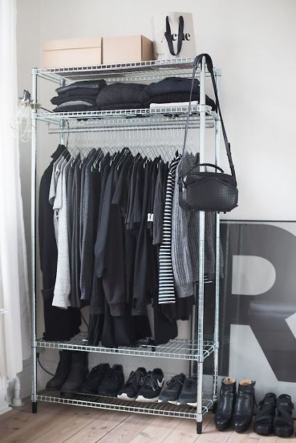 7 ways to Organize Using Metro Shelving