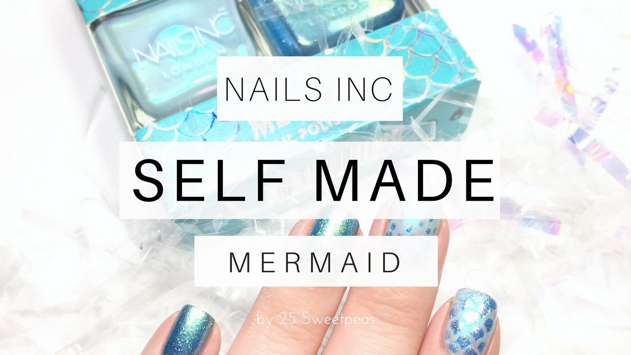 Nails In Self Made Mermaid Duo