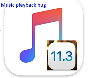 iOS 11.3 music playback skipping and jittering glitch [Fix]