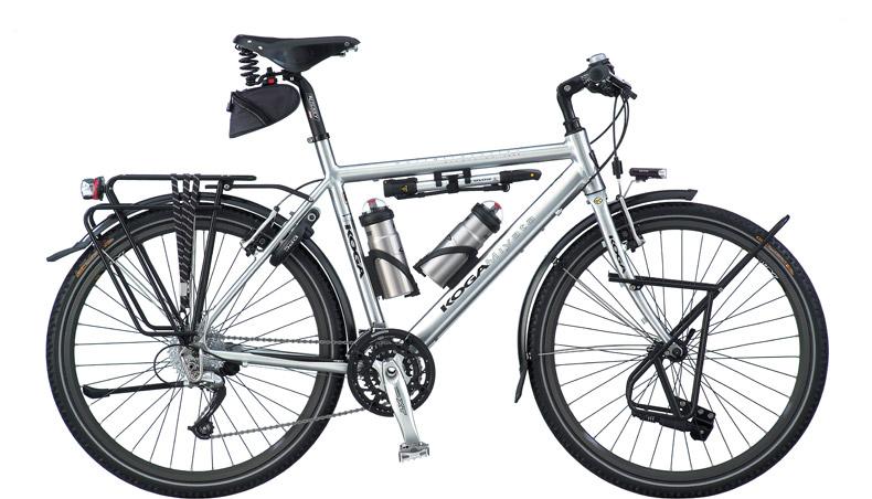 Koga Miyata World Traveller Bike