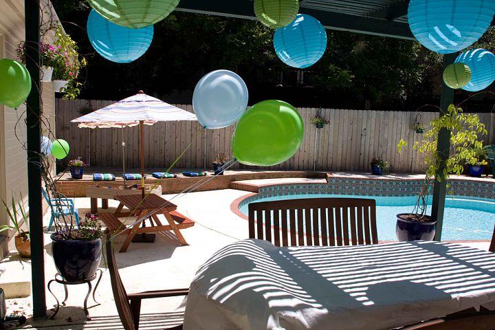 The Cul De Sac Bubbles Balls And Balloons Party