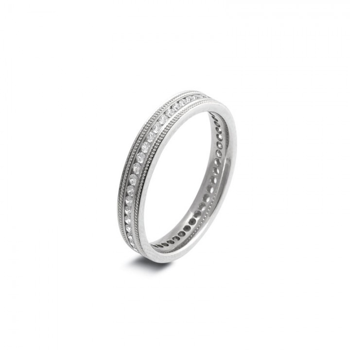 All About Wedding Rings 12 Amazing Eternity rings are usually
