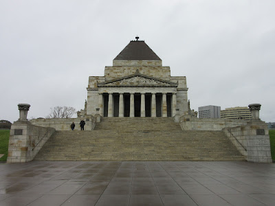 Shrine of Remembrance. Melbourne