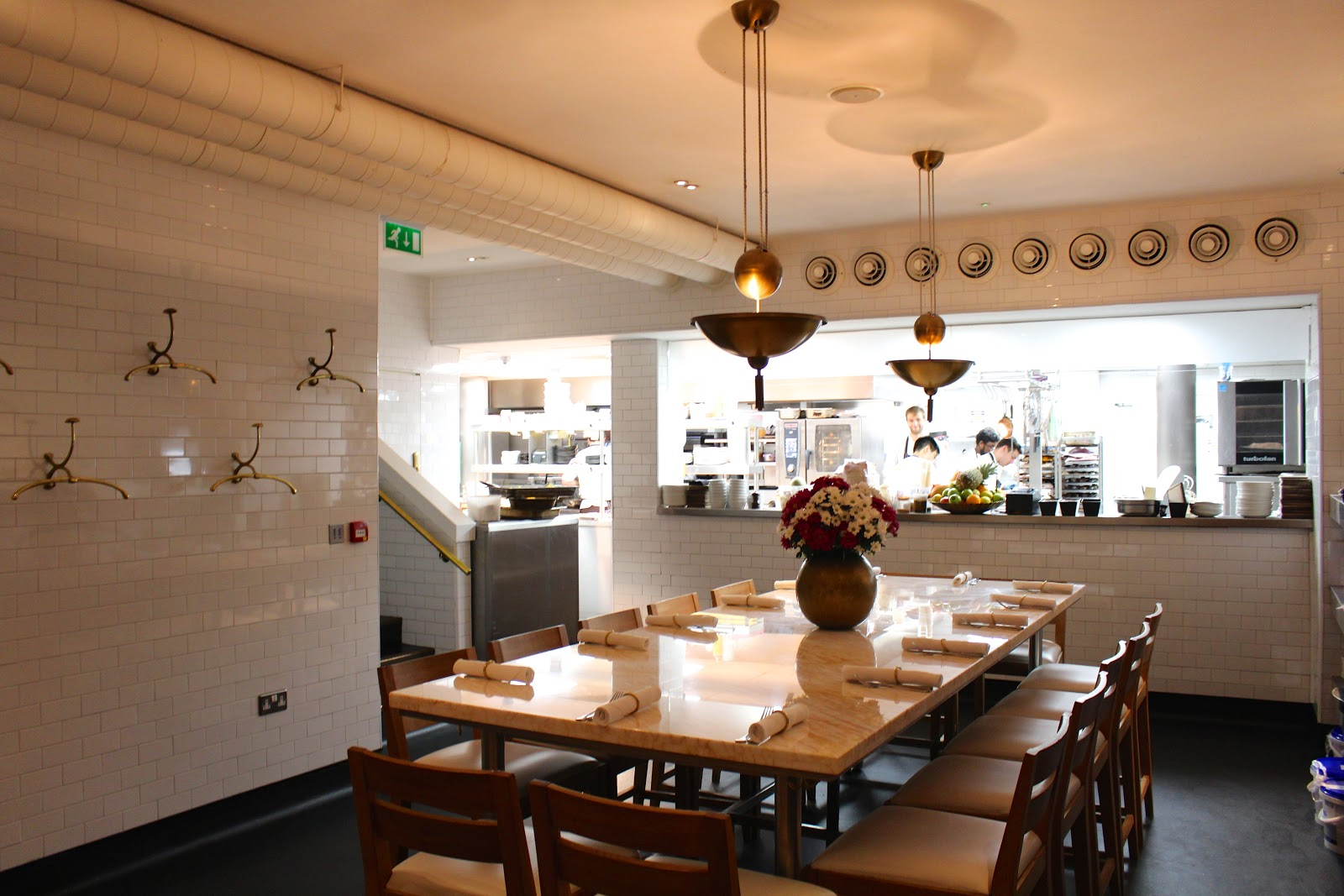 Breakfast at Nopi by Ottolenghi   London