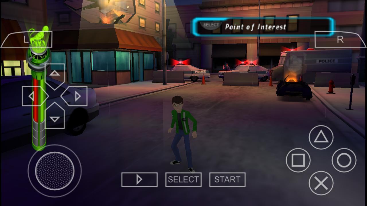 Ben 10 Alien Force Vilgax Attacks PSP ISO Free Download ...