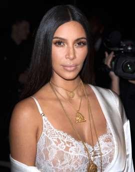 Kim Kardashian Skips Angel Ball in N.Y.C. Amid Kanye West Hospitalization