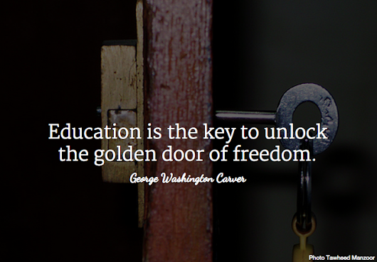 Unlocking the Door of Freedom | Words