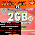 CUG Data 2GB 40 Ribu Unlimited SMS Nelpon