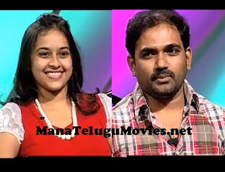 Heroine Divya & Director Maruthi in Mee Star