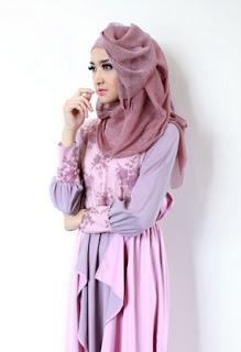Inilah Model Jilbab Untuk Fashion Show
