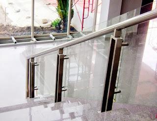 harga railing balkon per meter