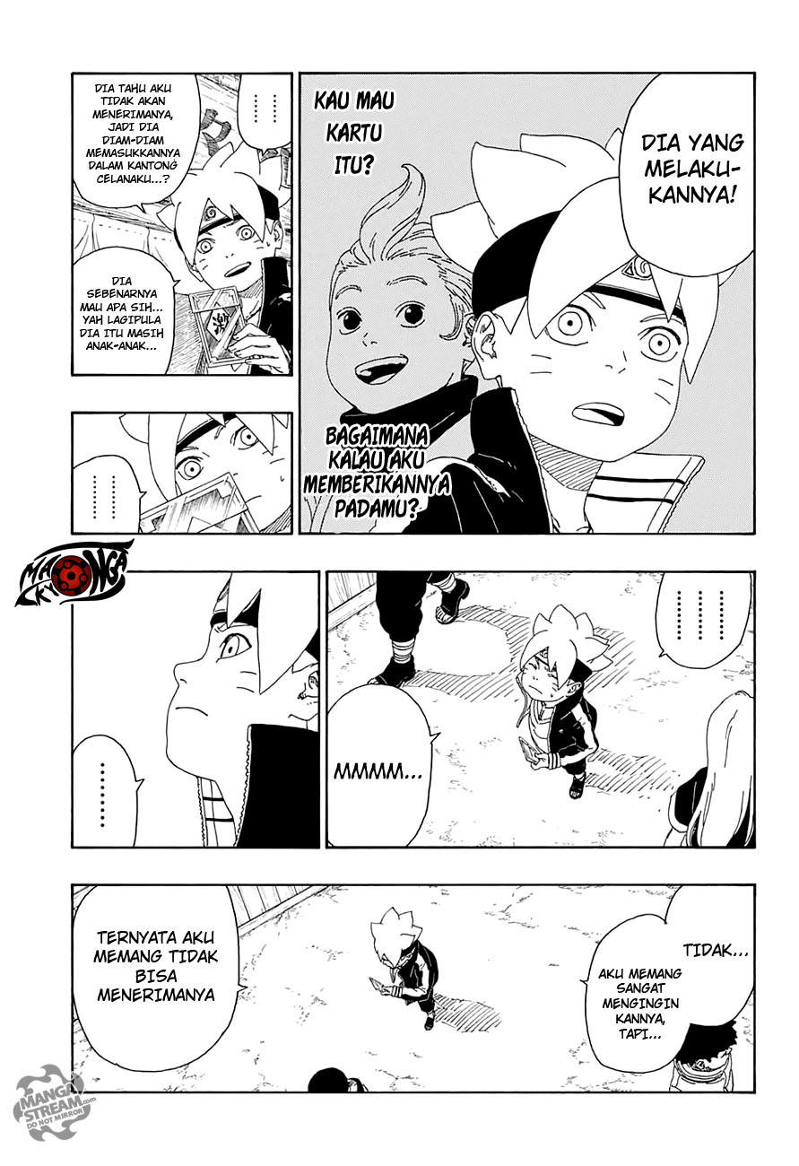 Boruto Chapter 13 Bahasa Indonesia