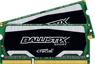Giveaway: Free 16GB computer memory boost from Crucial