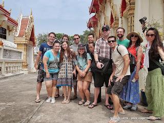Relato de viagem à capital Bangkok e à antiga capital Ayutthaya, na Tailândia. Muitos Budas, Muay-thai e Couchsurfing!