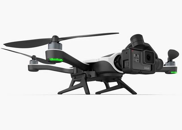 The GoPro Karma Drone