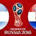 بث مباشر لمباراة الارجنتين وكرواتيا 21.6.2018 كأس العالم دور المجموعات بجودة عالية موقع عالم الكورة
