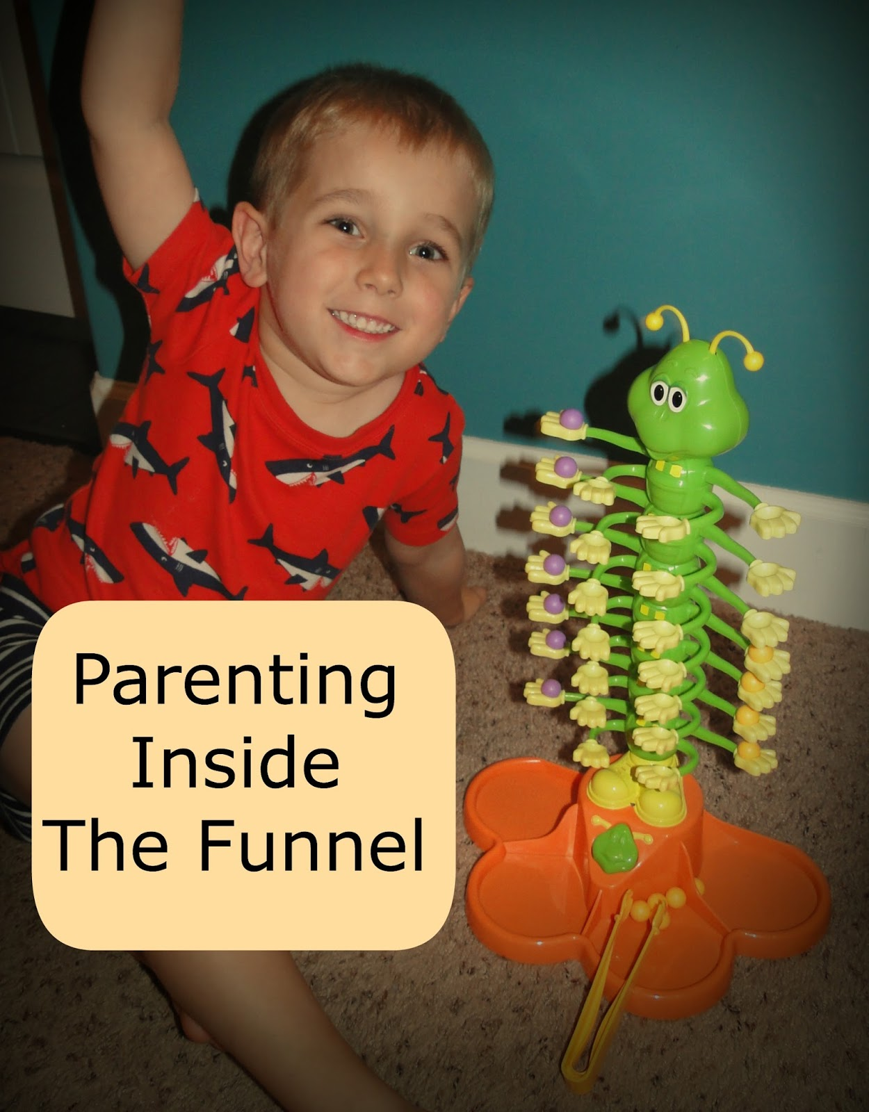 Parenting Inside the Funnel