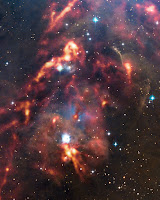 Star-Forming Region NGC 1999