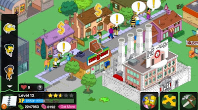 the simpsons tapped out mod apk android 1