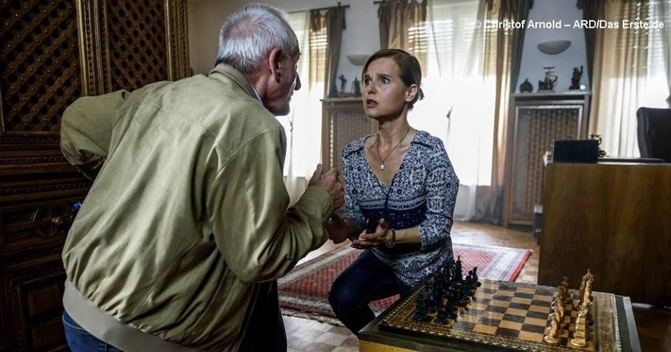 Tempesta D'Amore: Alfons scopre che Melli ha problemi mentali ma...