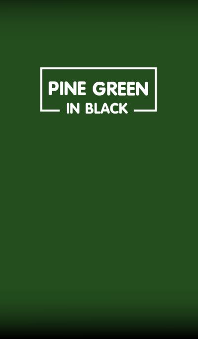 Pine Green & Black Theme(jp)