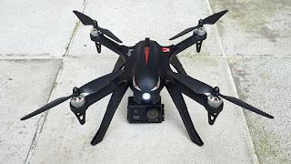 Spesifikasi Drone MJX Bugs 3 - OmahDrones