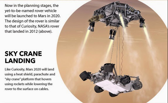 mars 2020 rover payload - photo #21