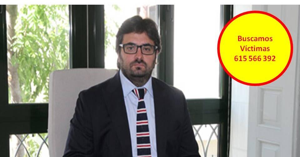 Alerta trama estafadores 2 lvaro dom nguez mart n de for Adolfo dominguez mendez alvaro 9