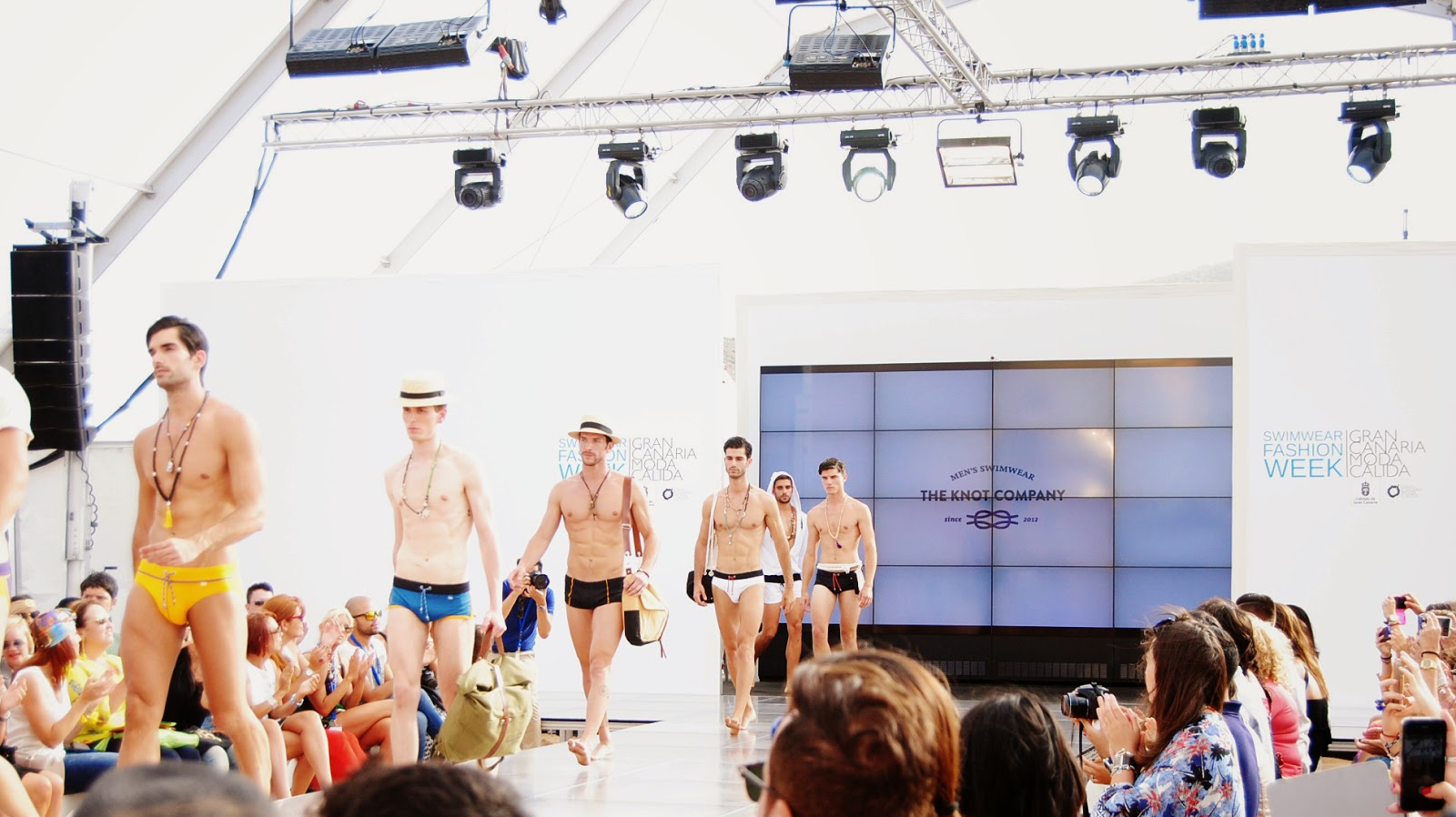 moda calida, gran canaria fashion week, gcmc, gcmodacalica2014, the knot company , swimwear,