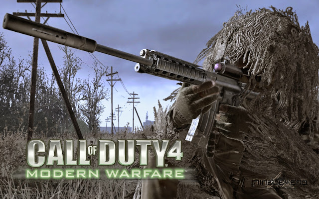 لعبة  Call of Duty 4 Modern Warfare